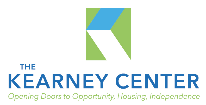Kearney Center.  The key to a new future for homeless individuals.